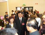 中國大使訪問
